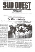 11 A - Bordeaux France