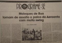 Correio de Notícias Curitiba PR 1992
