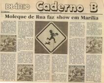 Diário de Marília SP