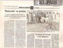 El Pais Barcelona España