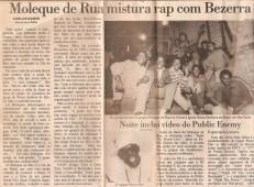 Folha de São Paulo 2-1