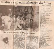 Folha de São Paulo 2-2