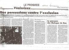 Le Progrés 2 Lyon France