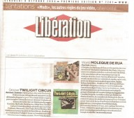 Liberation Final Feliz