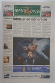 Metro Press Aarhus Dinamarca