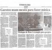 O Estado de São Paulo - Usina de Sons 1