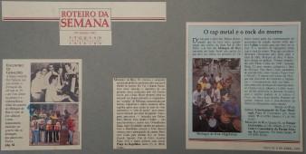 Revista Veja São Paulo 1992