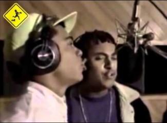 Moleque de Rua e Charles Gavin MTV 1991