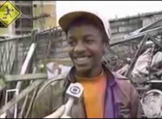 Moleque de Rua – Fantástico TV Globo