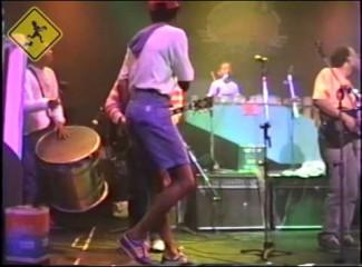 Moleque de Rua – Herodes Ensaio Geral Aeroanta 1991