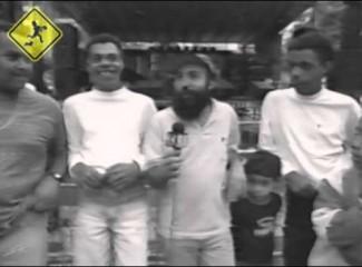 Moleque de Rua – MTV Praça da República 1992