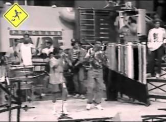 Moleque de Rua – Programa Livre Serginho Groisman 1992