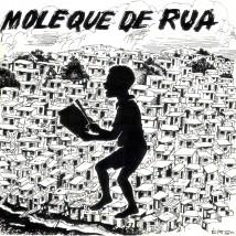 Moleque de Rua - LP