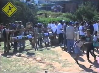Moleque de Rua – Ensaio no Caminho Vila Santa Catarina SP