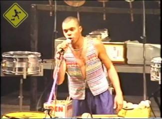 Moleque de Rua – Mec Moleque no Sesc Pompéia 1997