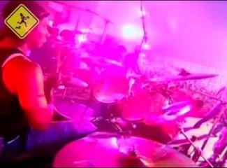 Moleque de Rua –  Rap do Moleque e Esmola no Festival Paleó Switzerland 1
