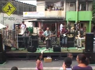 Moleque de Rua – Show da Biquinha na Vila Santa Catarina em SP