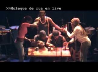 Moleque de Rua – Live 2